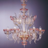 Collection 143 Murano Chandelier