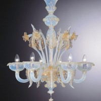 Collection 144 Murano Chandelier