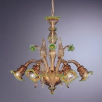 Collection 146 Murano Chandelier