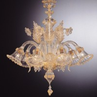 Collection 148 Murano Chandelier