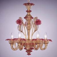 Collection 150 Murano Chandelier