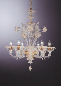 Collection 151 Murano Chandelier