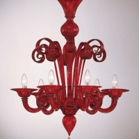 Collection 152 Murano Chandelier