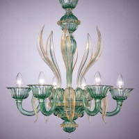 Collection 153 Murano Chandelier