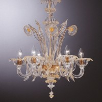 Collection 155 Murano Chandelier
