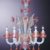 Collection 160 Murano Chandelier