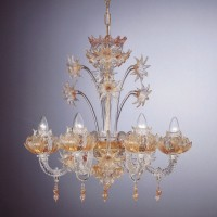 Collection 161 Murano Chandelier