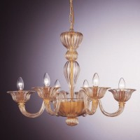 Collection 166 Murano Chandelier