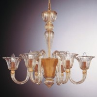 Collection 167 Murano Chandelier
