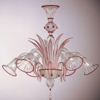 Collection 168 Murano Chandelier