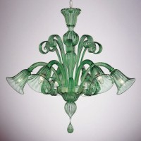 Collection 169 Murano Chandelier