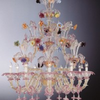 Collection 2035 Murano Chandelier