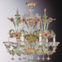 Collection 2045 Murano Chandelier