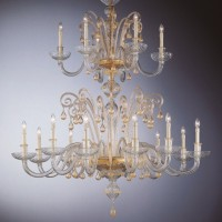 Collection 2060 Murano Chandelier