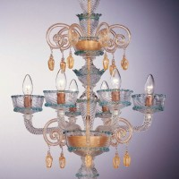 Collection 30 Murano Chandelier