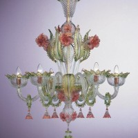 Collection 31 Murano Chandelier