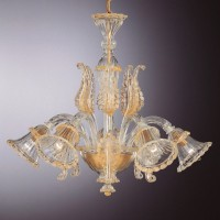 Collection 712 Murano Chandelier