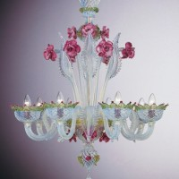 Collection 806 Murano Chandelier