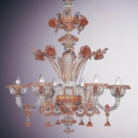 Collection 807 Murano Chandelier