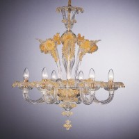 Collection 817 Murano Chandelier