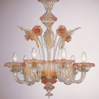 Collection 993 Murano Chandelier