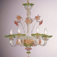 Collection 995 Murano Chandelier