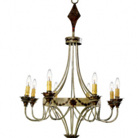 Dijon Chandelier 24 inches x 34 inches