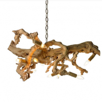 Driftwood Chandelier 25 inches x 16 inches