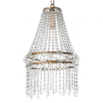 Elysee Chandelier 8 inches x 15 inches