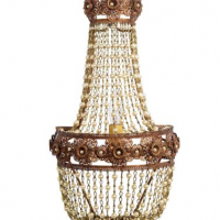 Filigree Sconce 7.5 inches x 14.5 inches