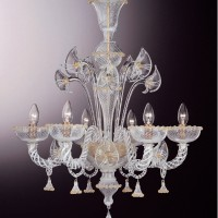 Fillgrana Murano Chandelier