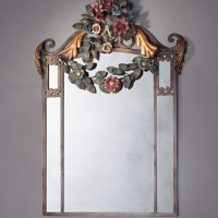 Flower Bouquet Mirror