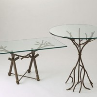 Forged Rectangular Table