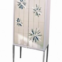 Frost Bar Cabinet