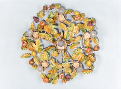 Fruit Ceiling Lamp with 6 Lights