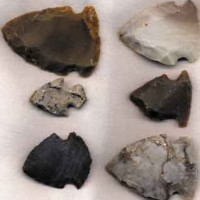 Hand Crafted Arrowheads