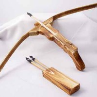 Handcrafted Children's Cross Bow