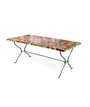 Harlequin Dining Table