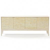 Ivory Milano 4 Door Buffet