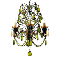 Jamine Chandelier 16 inches x 20 inches