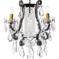 Juliet Chandelier 14inches x 19inches