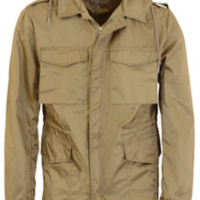 Khaki Travelers Jacket