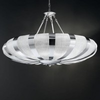 Air Space Chandelier