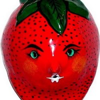 Cocnut Mask Strawberry