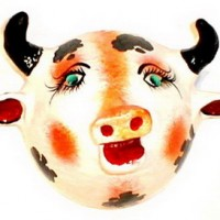 Coconut Cow Mask