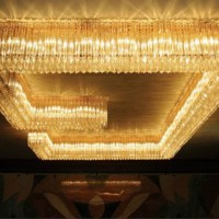 Crystal Labyrinth Chandelier