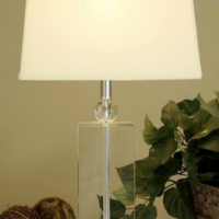 Crystal Lamp 777