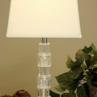 Crystal Table Lamp 786