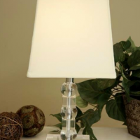 Crystal Table Lamp 796