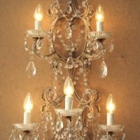 Five Light Regina Wall Sconce